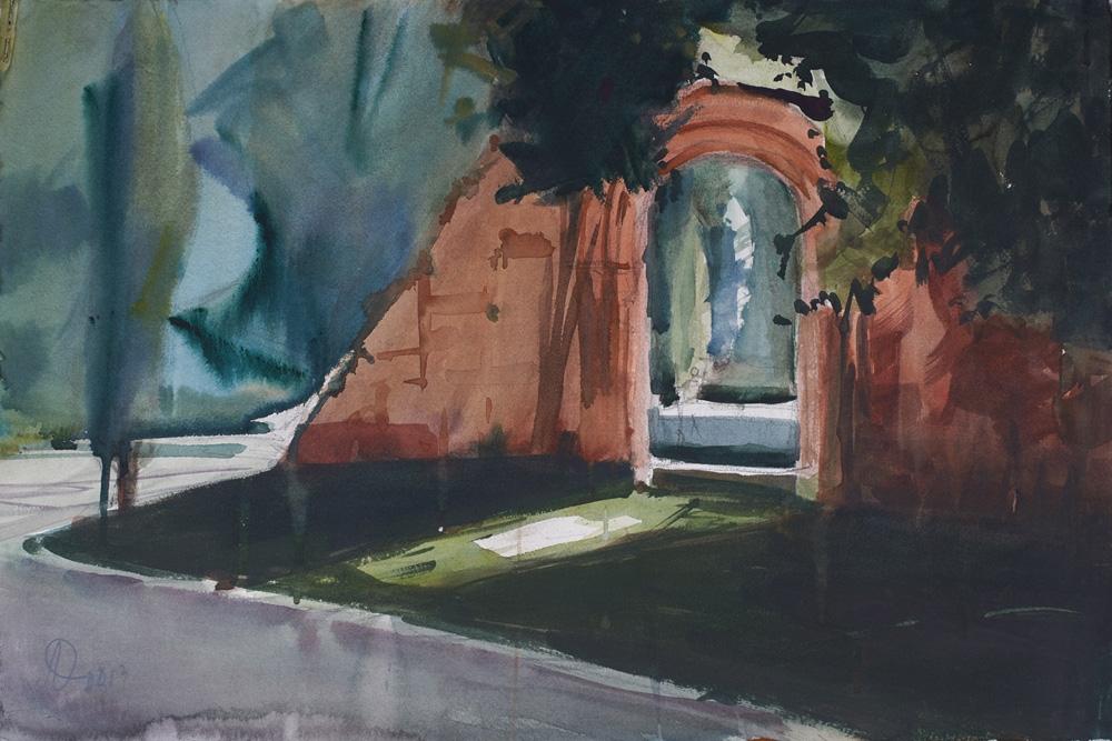 La entrada, Anne d'Orleans