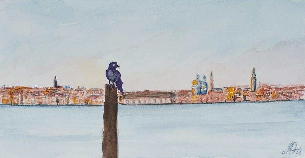 Venecia, Anne d'Orleans