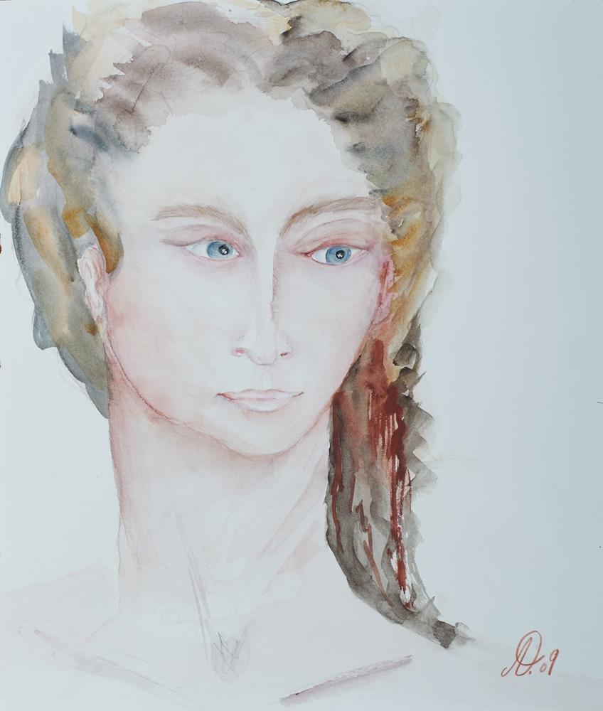 Vikinga, Anne d'Orleans
