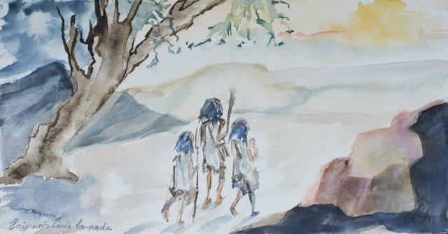 Inmigración hacia la nada, Anne d'Orléans