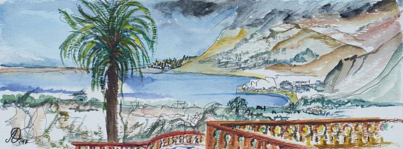 Terrazas de Bagherria, Anne d'Orléans