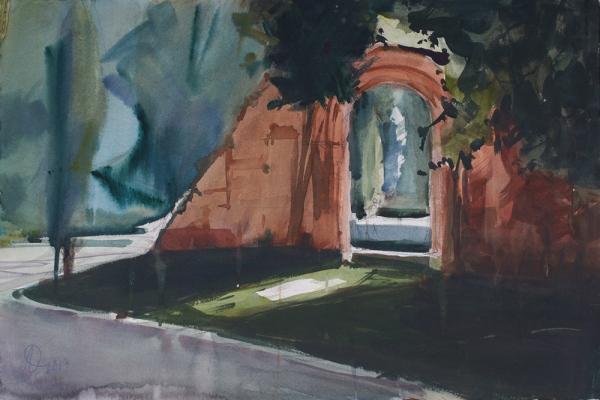 La Entrada, Anne d'Orléans
