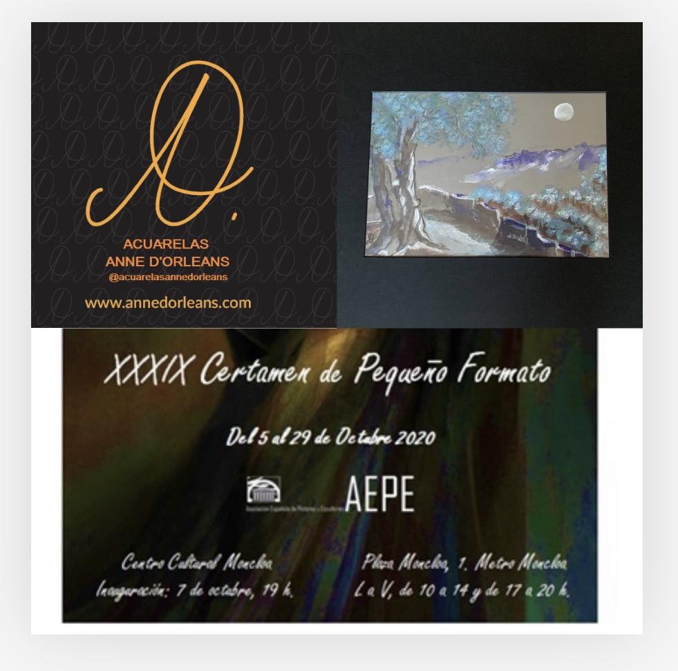 Expo Colectiva en Santiago de Compostela